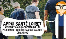 creation site internet Appui Santé Loiret