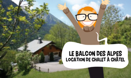 creation site internet balcon des alpes