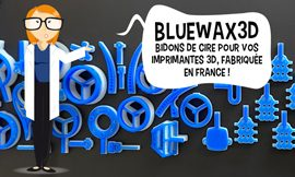 creation site internet BLUEWAX3D