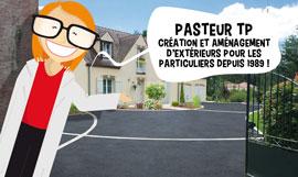 creation site internet pasteur tp