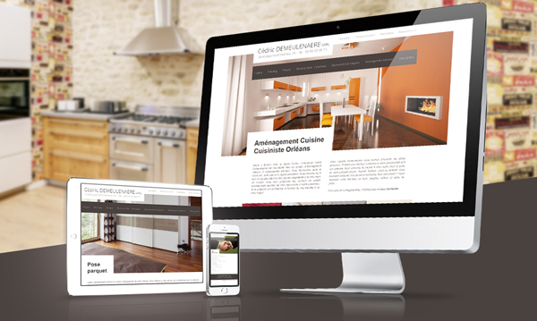 creation site internet CUISINISTE