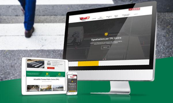 creation site internet TPC