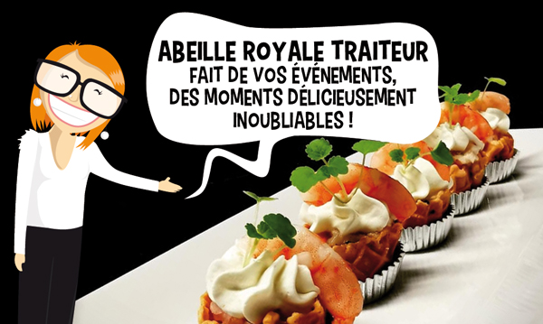 creation site internet TRAITEUR Abeille Royale