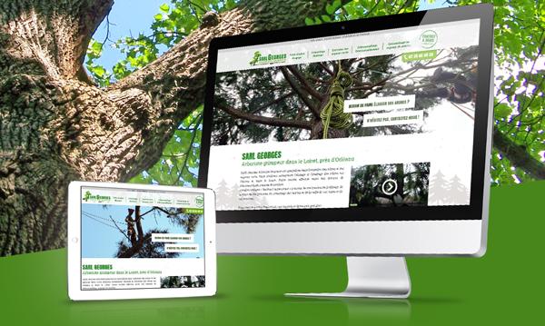 creation site internet sarl GEORGES