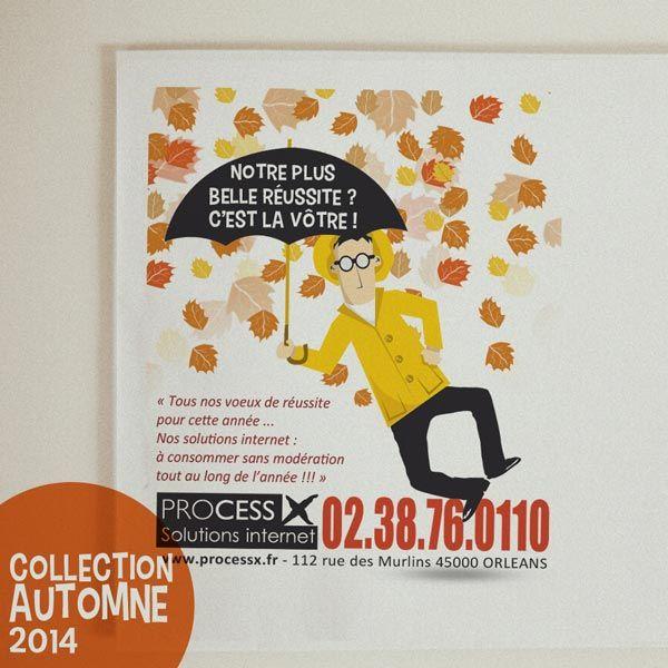 enveloppe processx collection automne 2014