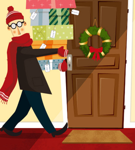 Joyeux Noel et bonne annee 2015